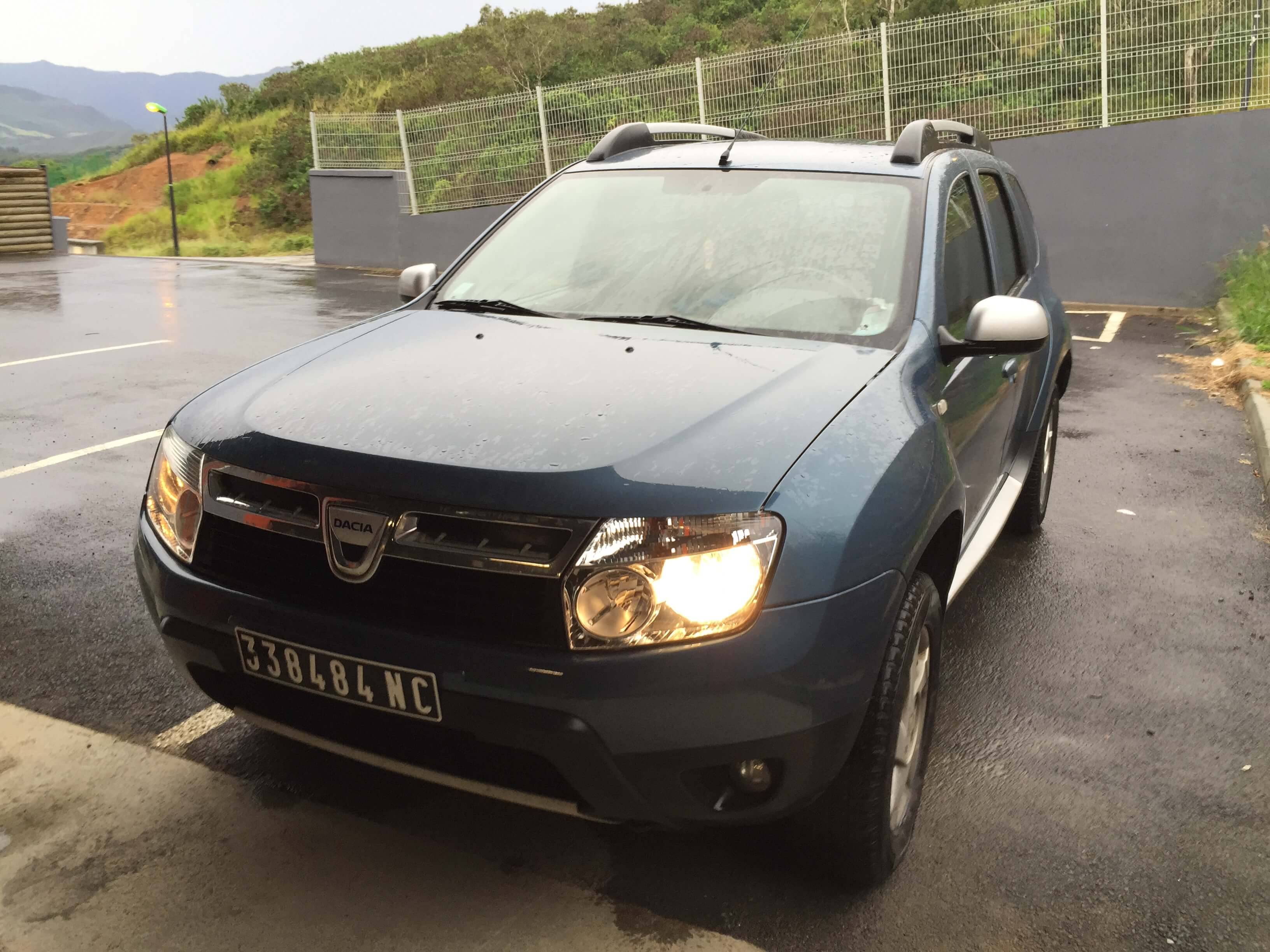 voiture occasion dacia duster labellis e vendre noumea ref 1287. Black Bedroom Furniture Sets. Home Design Ideas