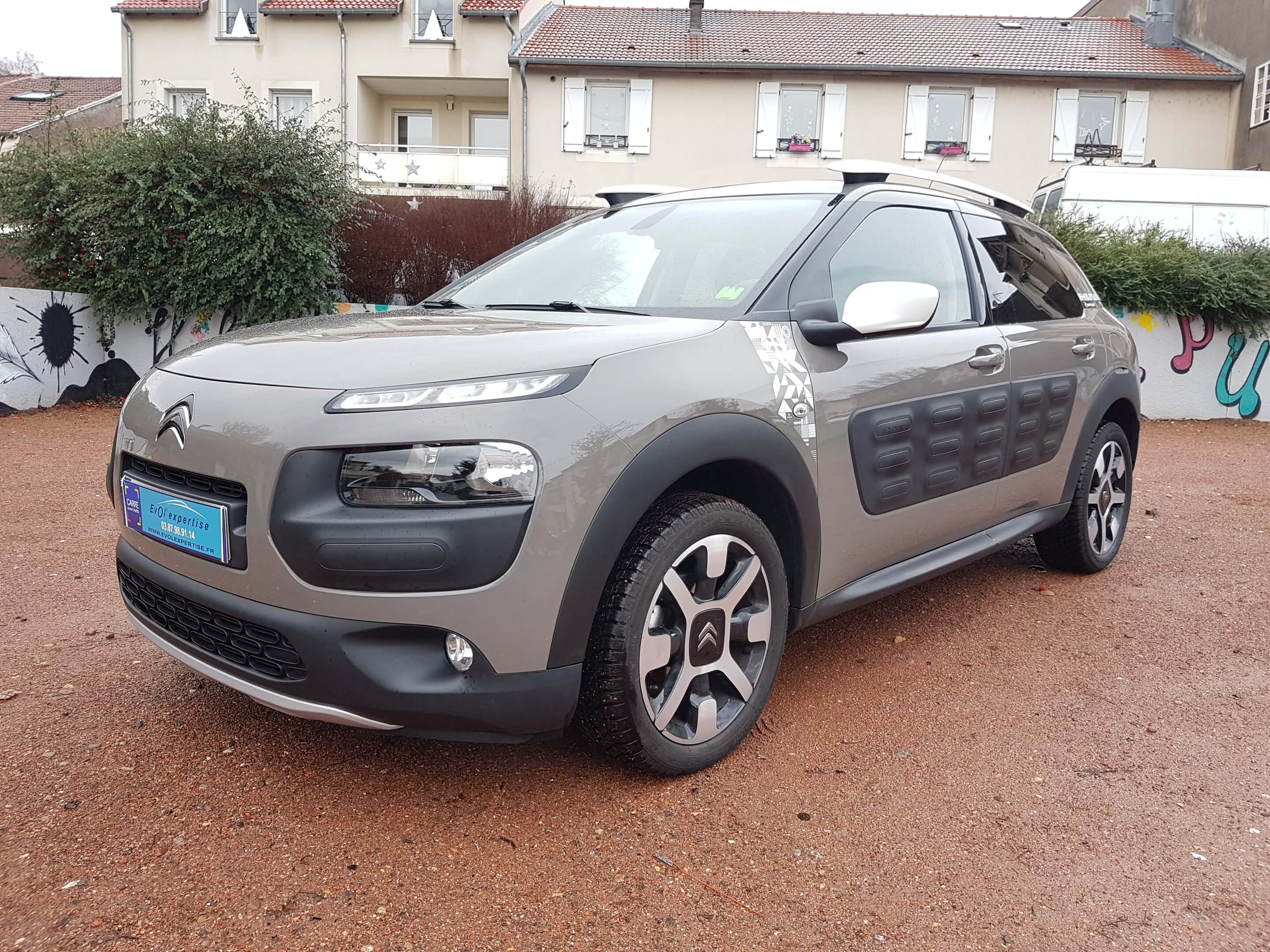 Photo 1   voiture d'occasion labellisée CITROEN C4 CACTUS