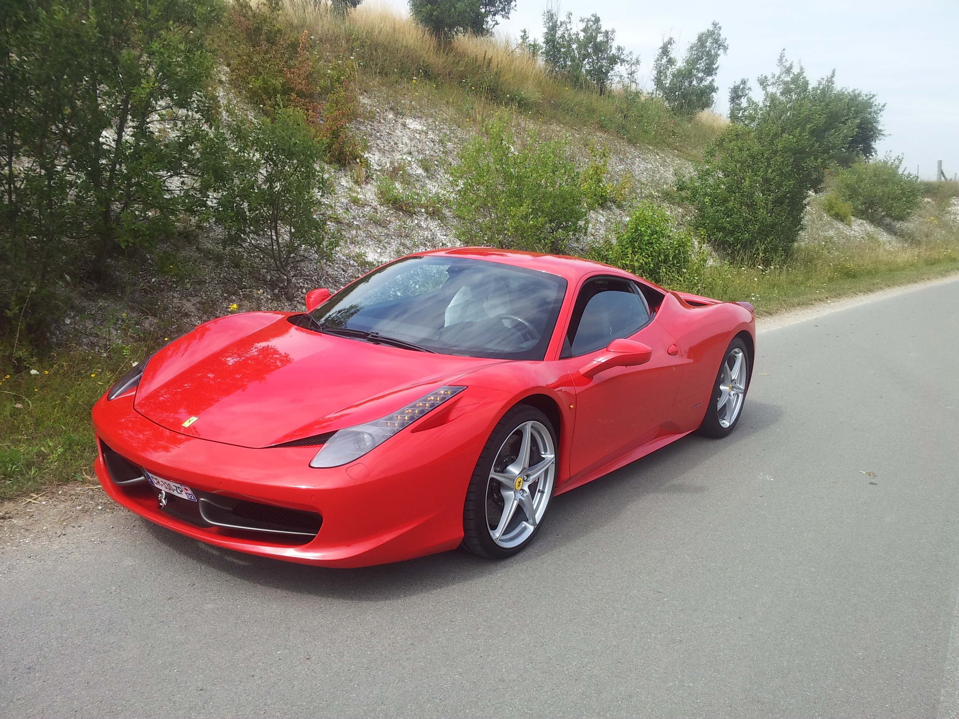 voiture occasion ferrari 458 italia labellis e vendre calais ref 571. Black Bedroom Furniture Sets. Home Design Ideas