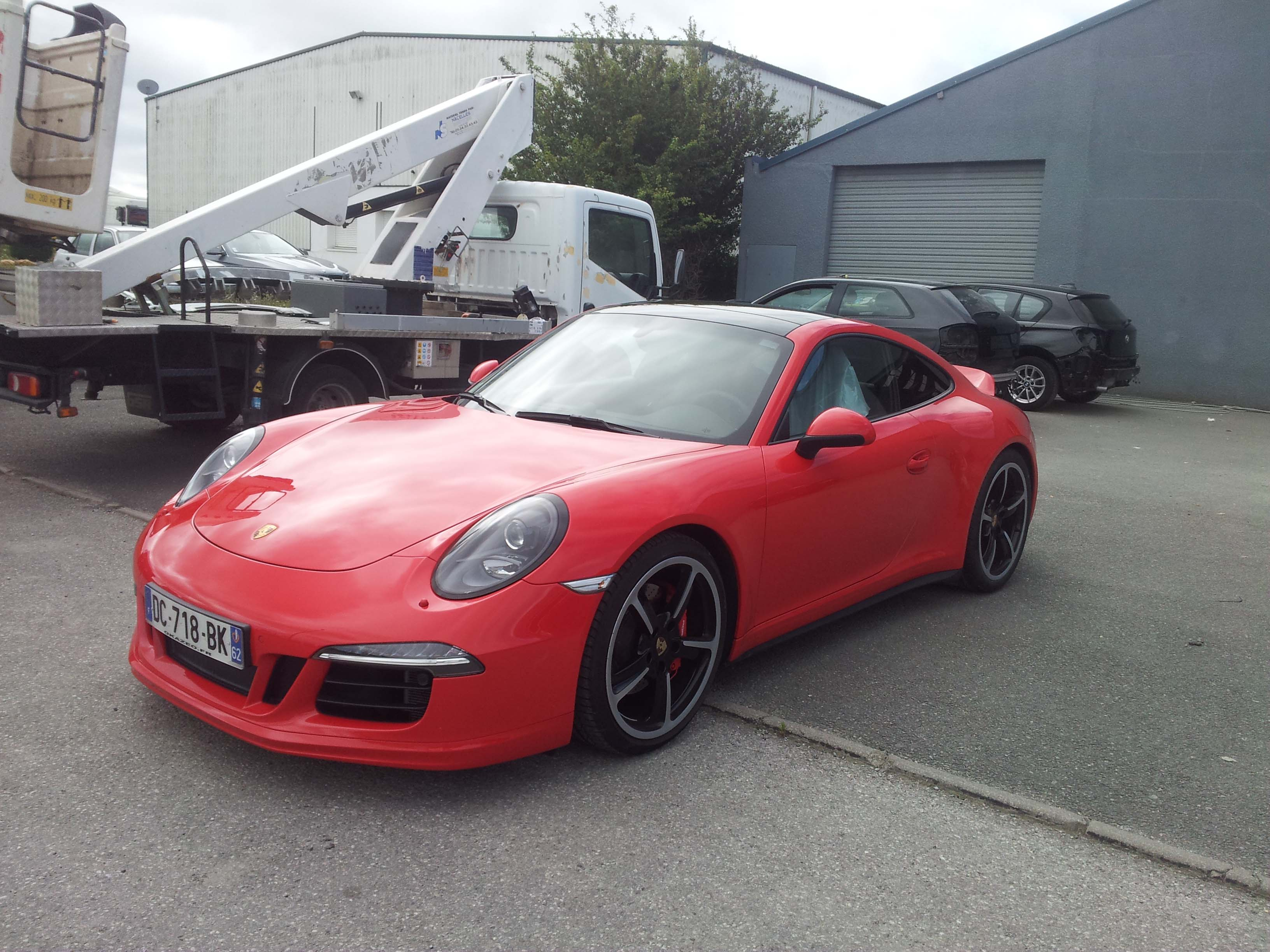 voiture occasion porsche 991 carrera 4s labellis e vendre calais ref 580. Black Bedroom Furniture Sets. Home Design Ideas
