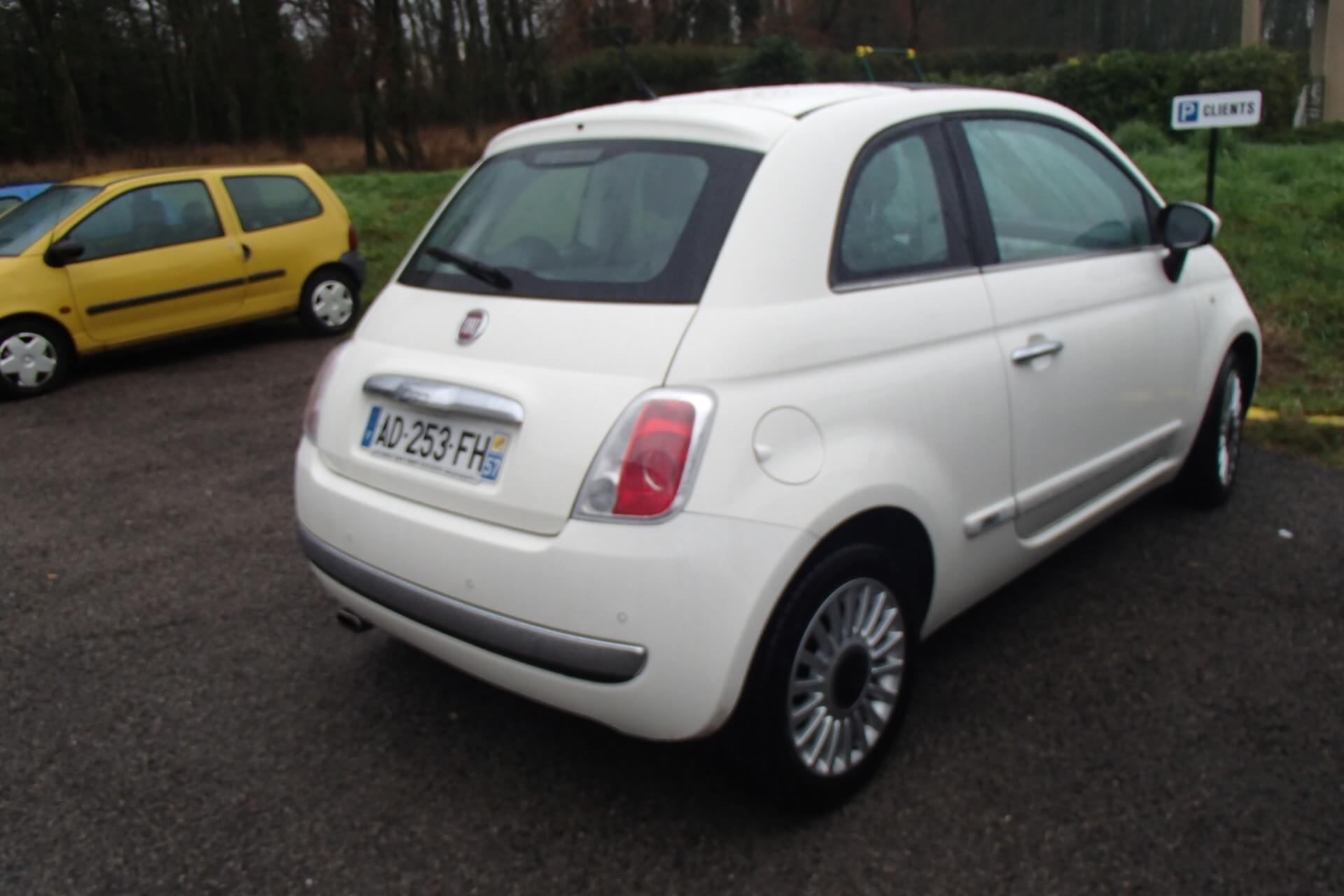 voiture occasion fiat 500 labellis e vendre thionville. Black Bedroom Furniture Sets. Home Design Ideas