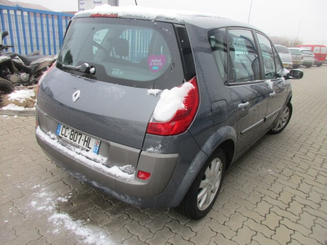 voiture occasion renault scenic ii dci labellis e vendre. Black Bedroom Furniture Sets. Home Design Ideas