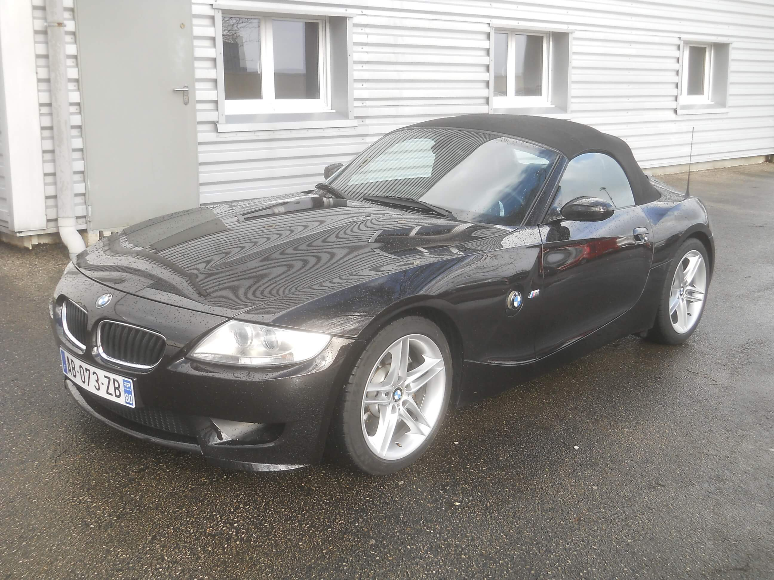 voiture occasion bmw z4 labellis e vendre amiens ref 835. Black Bedroom Furniture Sets. Home Design Ideas