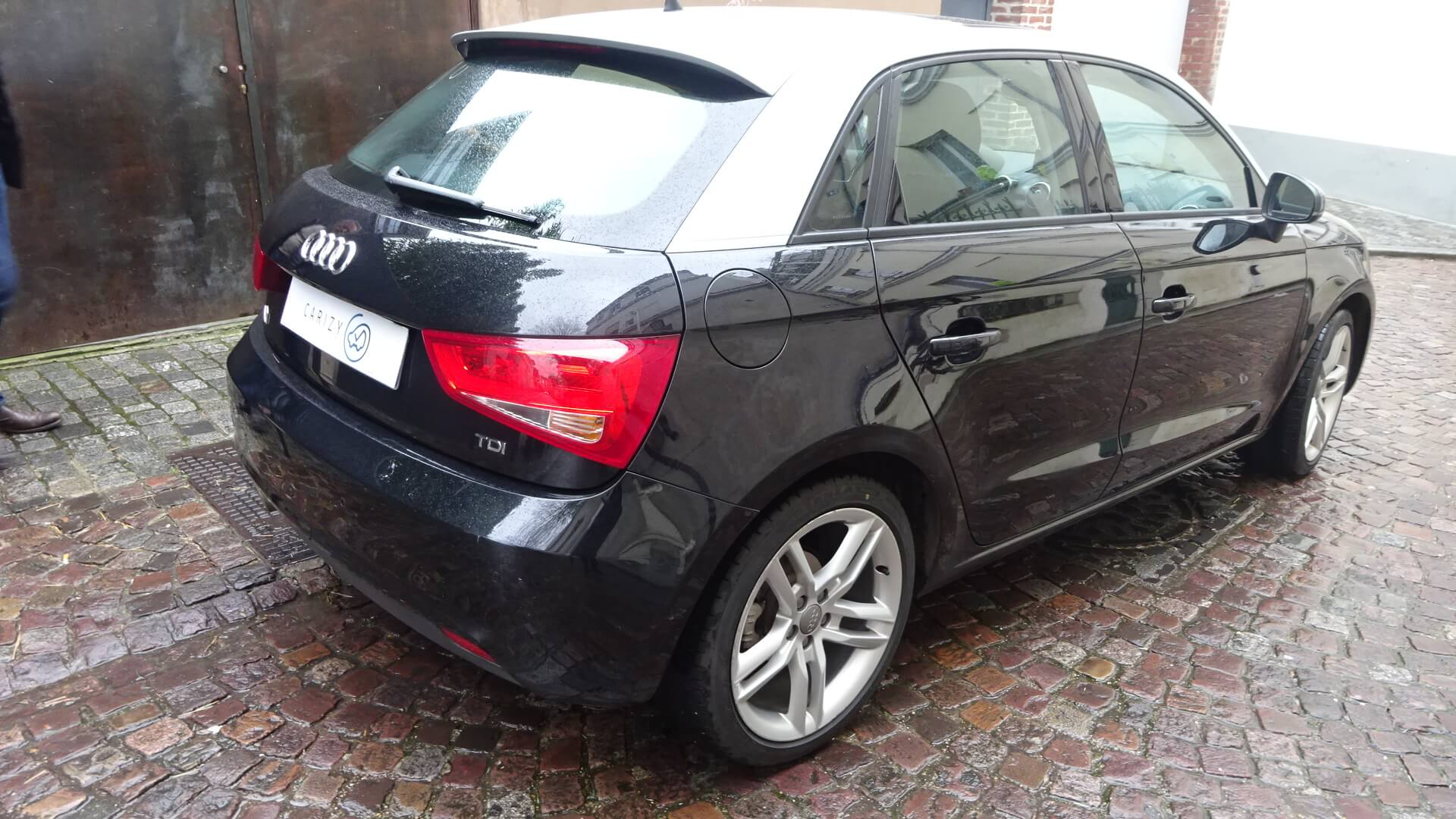 voiture occasion audi a1 sportback labellis e vendre ref 857. Black Bedroom Furniture Sets. Home Design Ideas