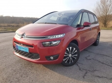 CITROEN C4 GRAND PICASSO d'occasion labellisée