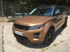 LAND ROVER EVOQUE d'occasion labellisée